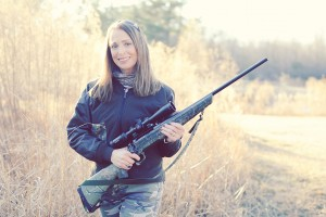 girls who love guns
