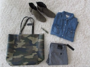 hunting outfit
