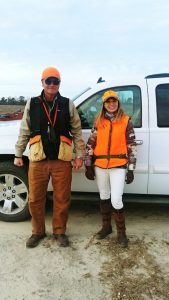 George Hi Plantation is a great place to hunt quail