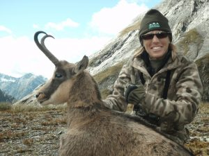 Hunting in the Alps, New Zealand