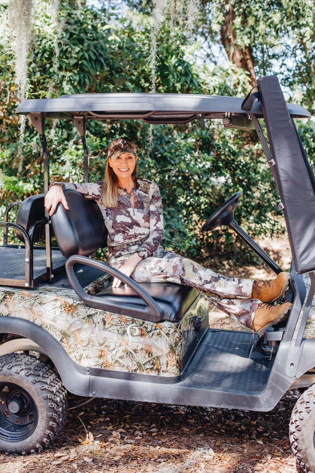 what to wear hunting in hot weather