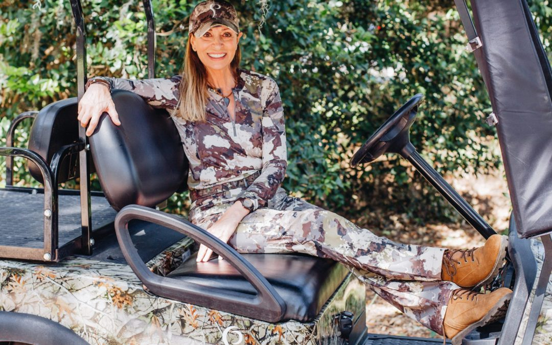 Wait to be Wowed! Women Over 50 who Hunt!