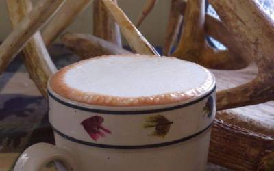 Hot Chocolate for Adults! Guest Recipe