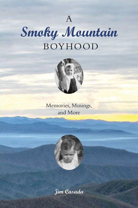 book cover Jim Casada