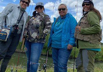 Wyoming Cutt Slam Fishing Challenge! Guest post by Diane Martinez