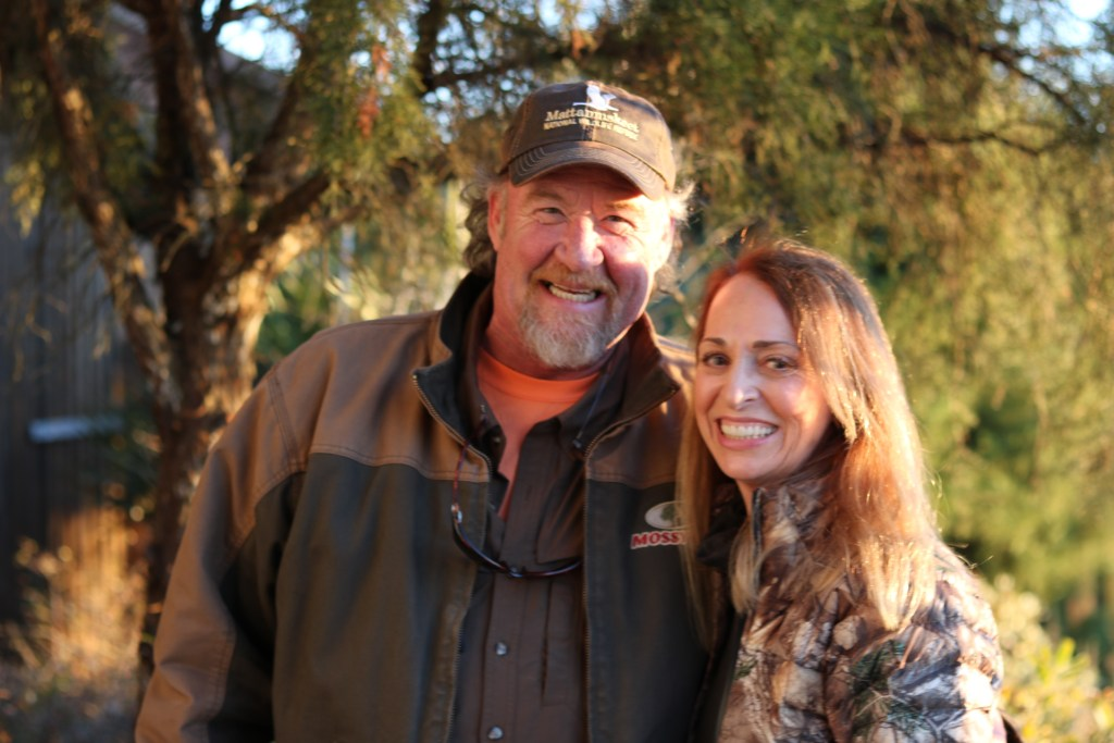 John Boy from the Big Show and Maggie at Pheasant Camp