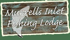 logo for fishing lodger