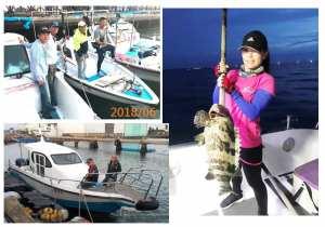 澎湖春夏船釣