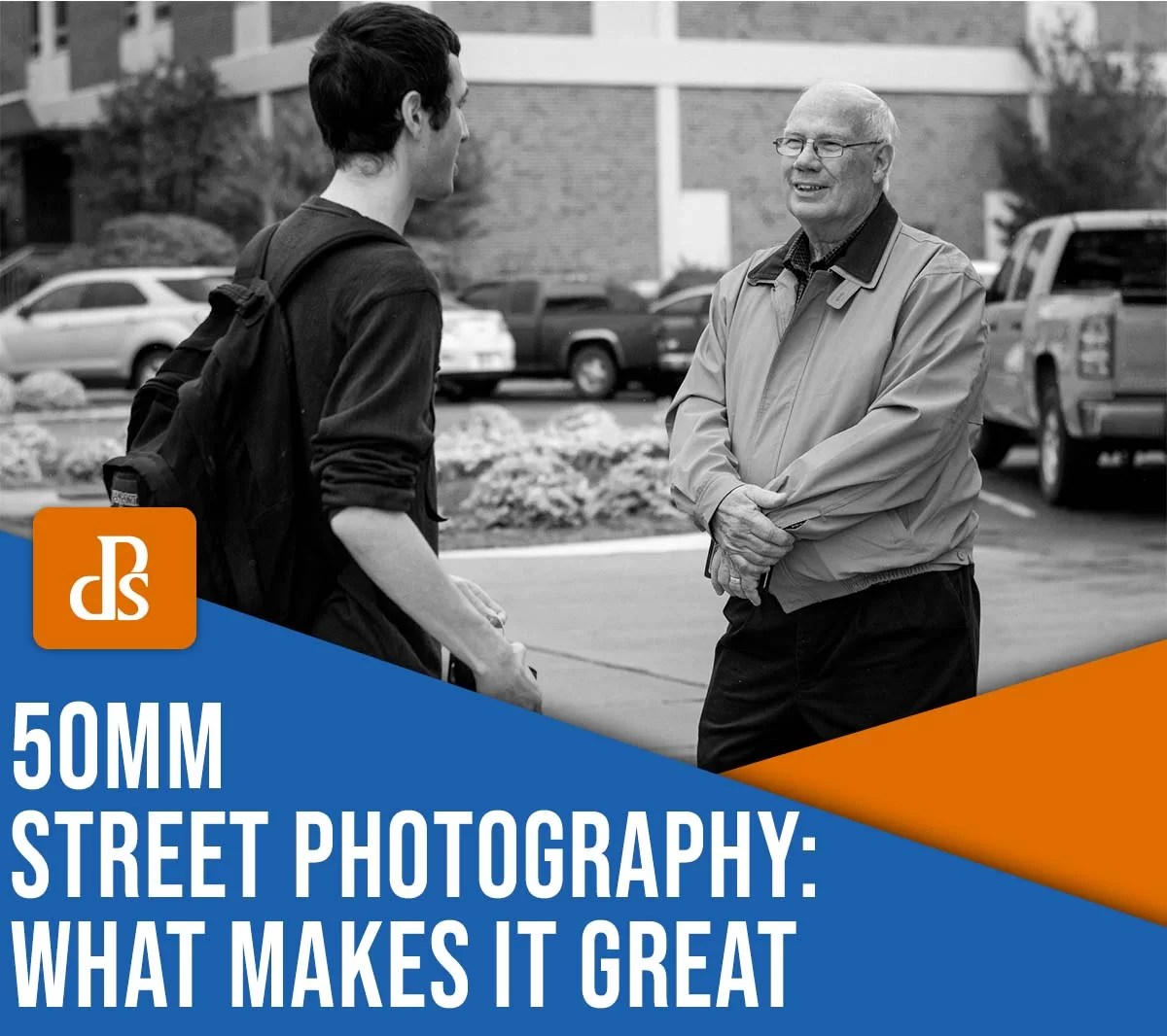 50mm street photography: what makes it great