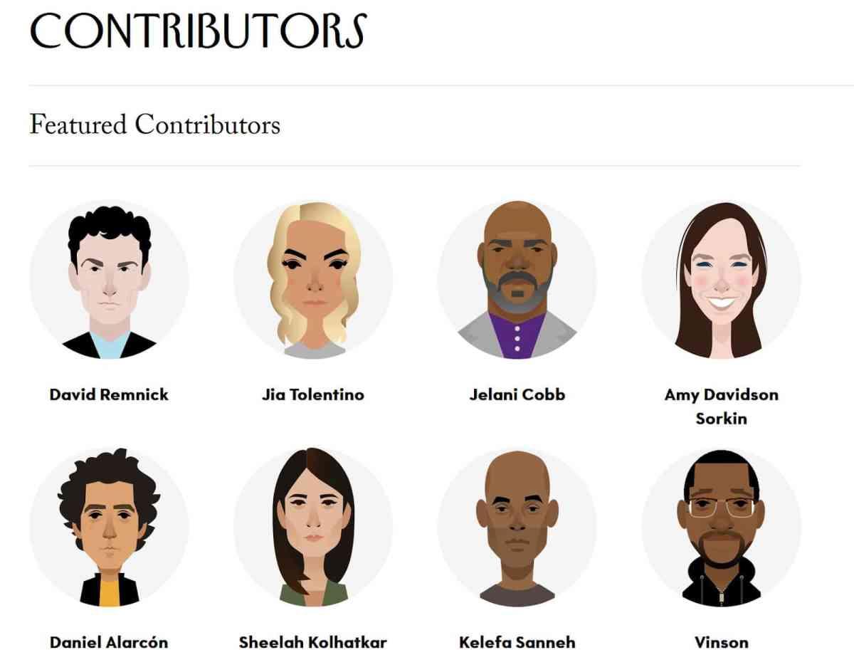 new-yorker-contributors