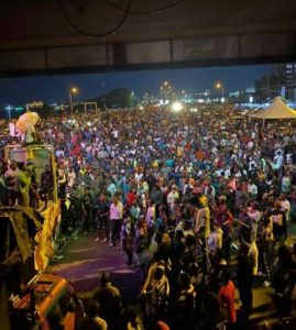 Lekki Tollgate: Youths Threatened Another Protest Over Reopening