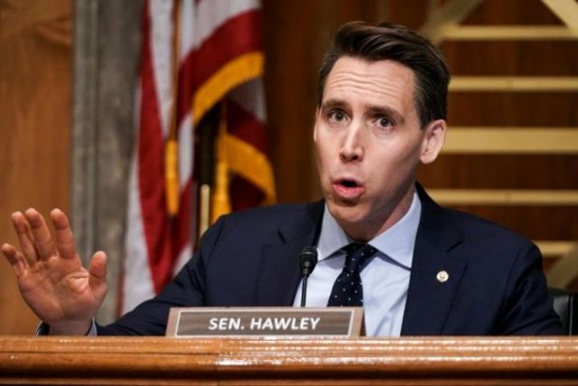 Republican senator to object to certification of Biden win