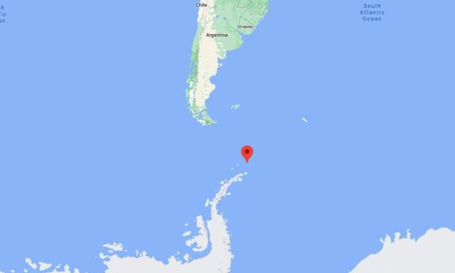 Strong 6.9-magnitude earthquake hits off Antarctica