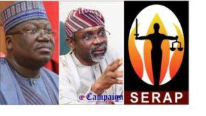 Probe Missing N4.4bn NASS Funds – SERAP Urges Lawan, Gbajabiamila
