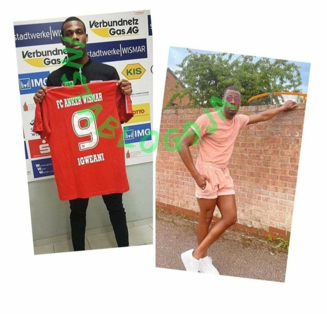 23 years old Nigerian Footballer shot dead by UK Police Officers