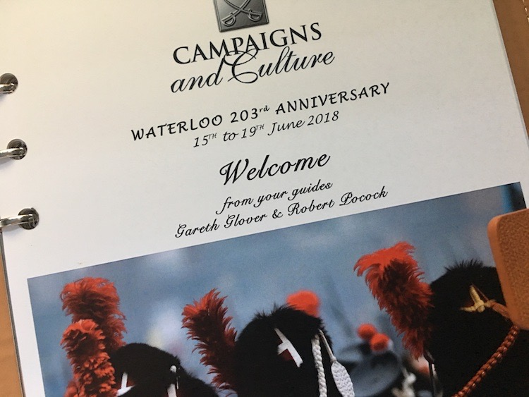 Waterloo 1815 Tour Gallery