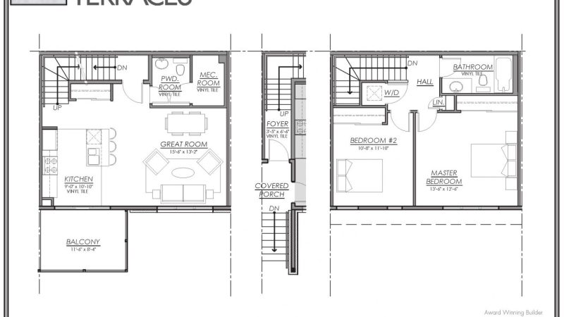 Urban Terraces Floor Plan CASCADE