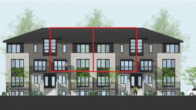 Campanale Urban Terraces Upper