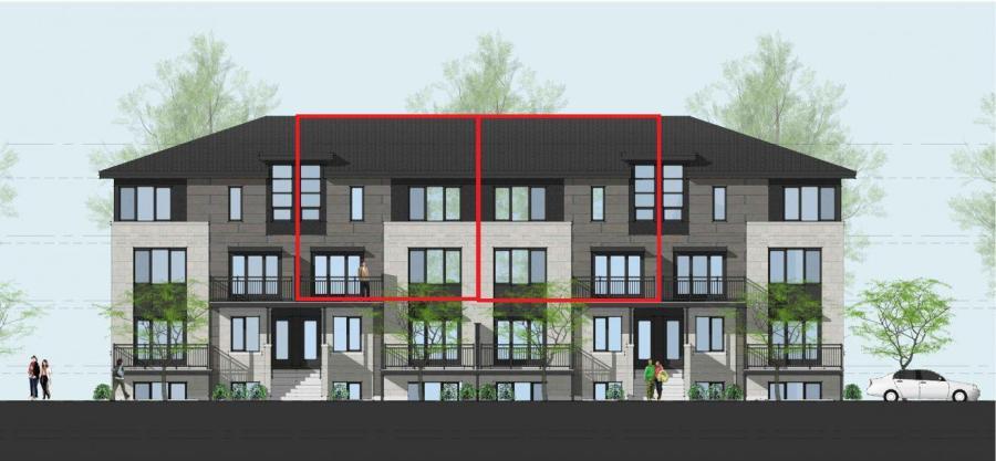 Upper Inside Barrhaven Urban Terrace Rentals