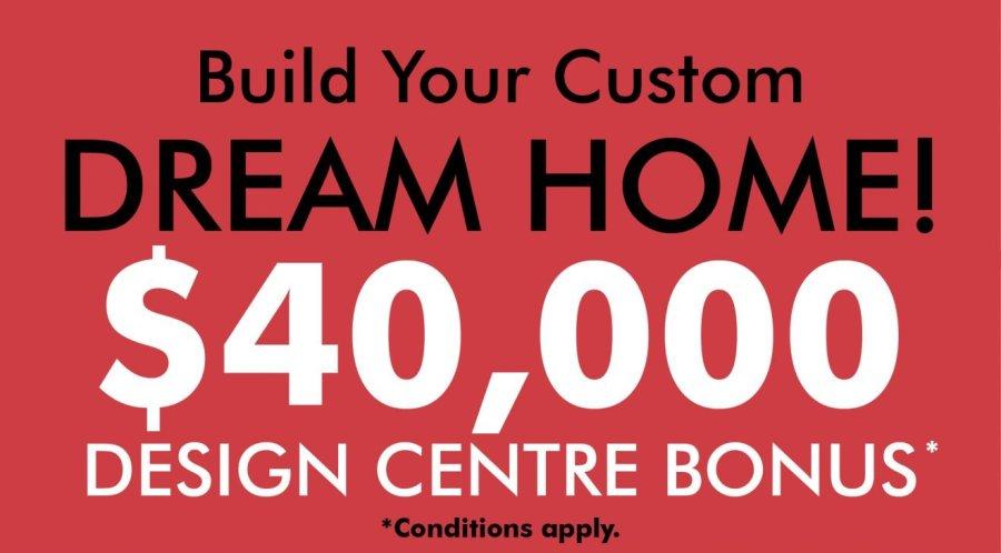 40K Design Bonus
