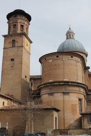 Basilica della Beata Vergine della Ghiara, Reggio Emilia