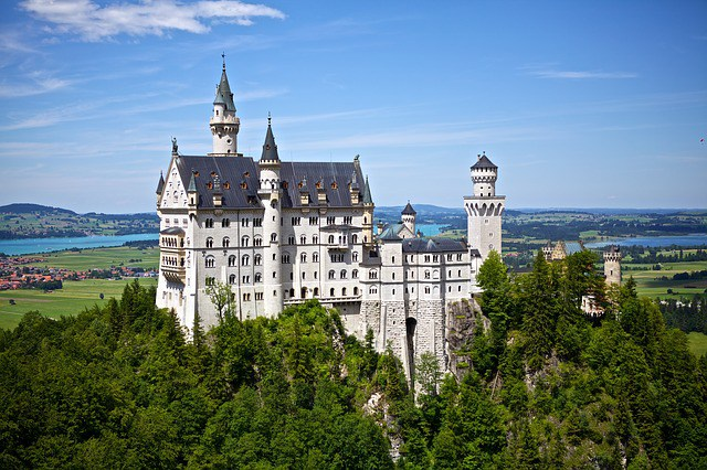 German Roadtrip – Conquering Castle Road