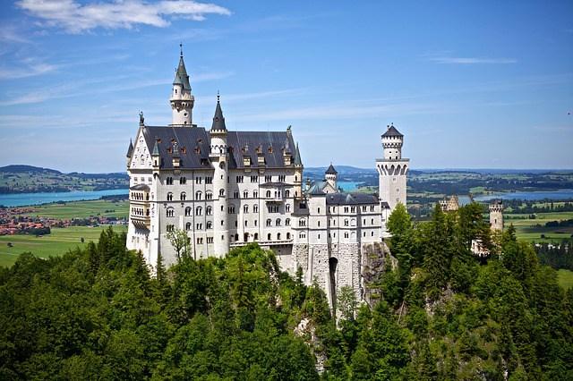 German RV road trip – Conquering Castle Road
