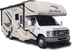 thor rv four winds class c rv