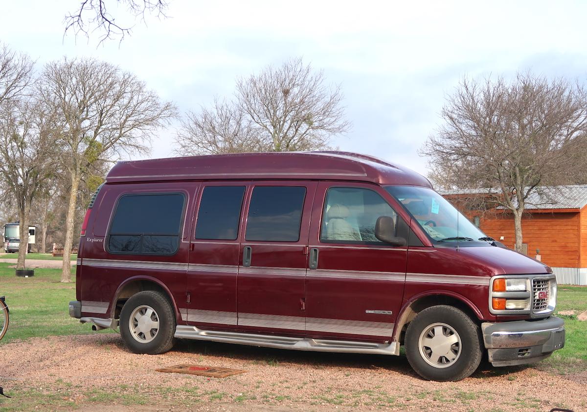 Class B Motorhomes Vs Conversion Vans