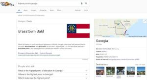 google hiking trails georgia search for hikes