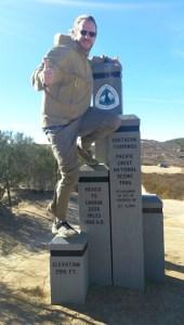 mexico border hike rving hiking camping rv tips