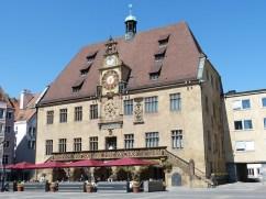 Die Heilbronner Innenstadt