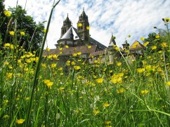 Das Kloster in Schwäbisch Hall