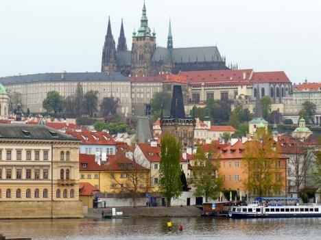 Das Stadtbild Prags