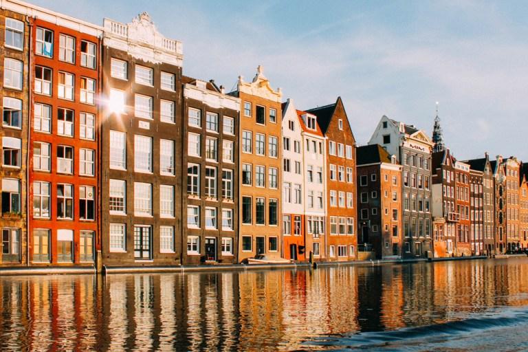 Urlaub auf Holländisch: Im Wohnmobil durch die Niederlande