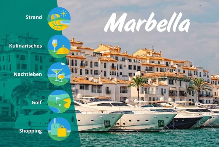 Wohnmobil Marbella Roadtrip Andalusien