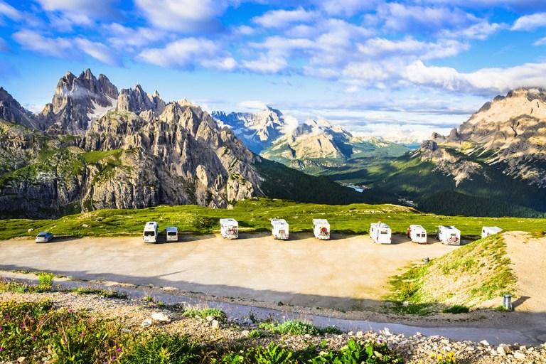 Von Südtirol nach Norditalien – La Dolce Vita mit Wohnmobil