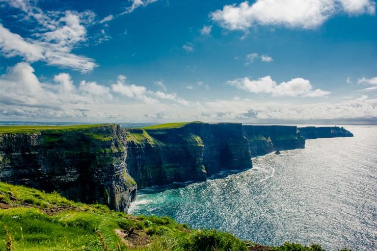 Im Land der Elfen, Feen und Kobolde ‒ Camping auf der grünen Insel