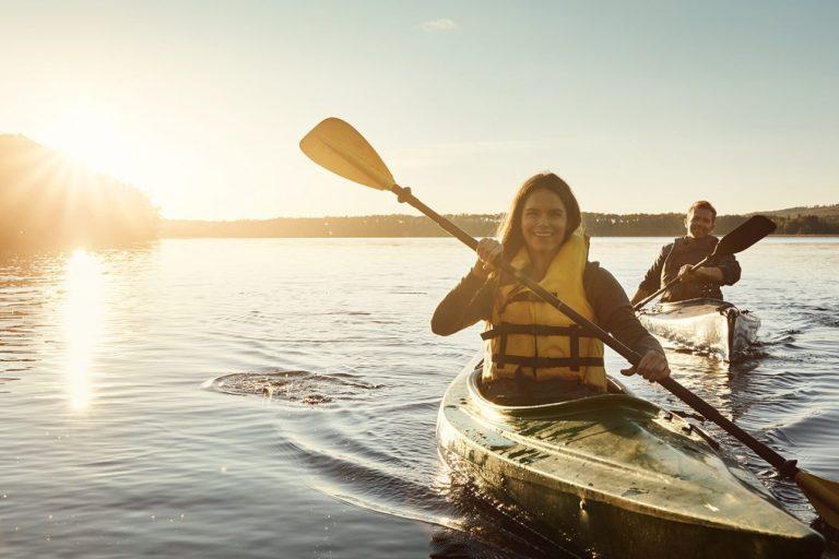 Mit dem Wohnmobil an den See: Die 10 besten Wochenend-Ausflugsziele für heiße Sommertage