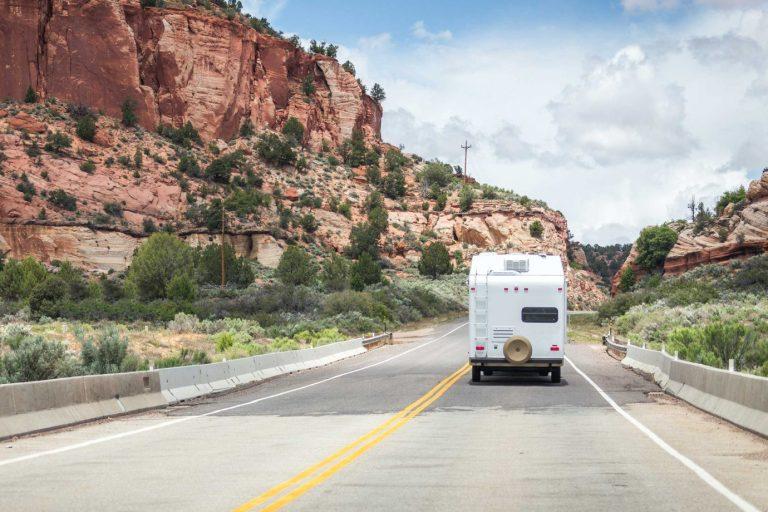 Amerikas wilde Seite im Wohnmobil erleben  – Die Top 50 Nationalparks der USA