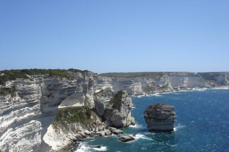 Steilküste von Korsika