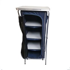 Tentco Camp Cupboard 4 Shelf