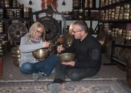 Dario Gasparato e Paola Rescia - Campane Tibetane