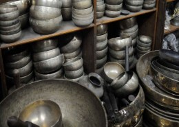 Campane Tibetane - magazzino