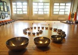Campane Tibetane - la spirale di Fibonacci