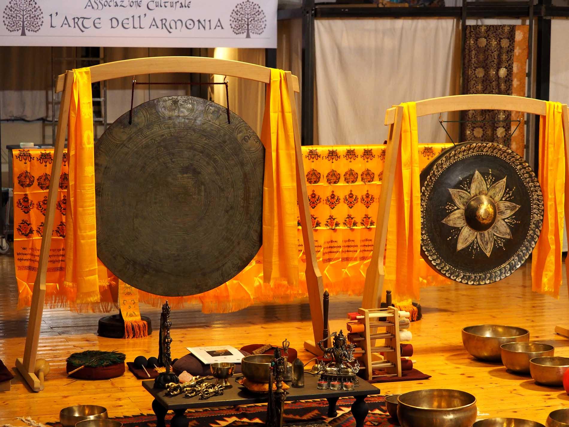 Campane Tibetane Torino: Corsi e Master