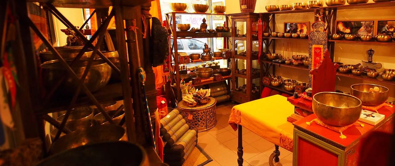 Singing Bowls Centre: Le Campane Tibetane a Torino