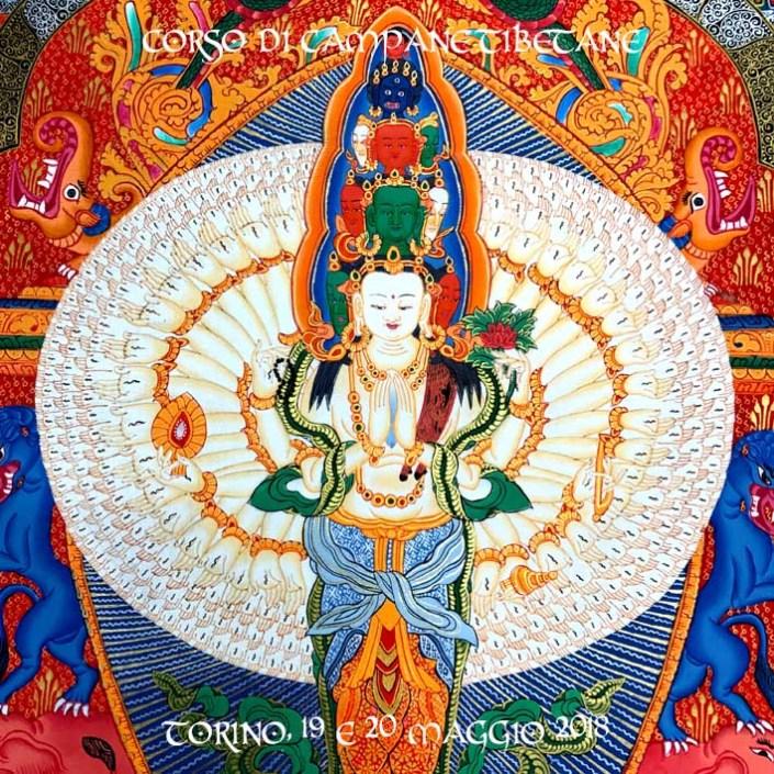Corso di Campane Tibetane Maggio 2018