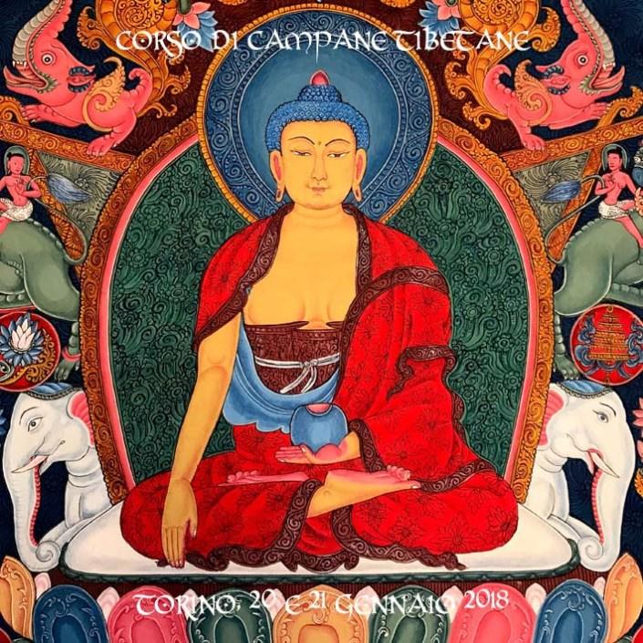 Corso di Campane Tibetane Gennaio 2018