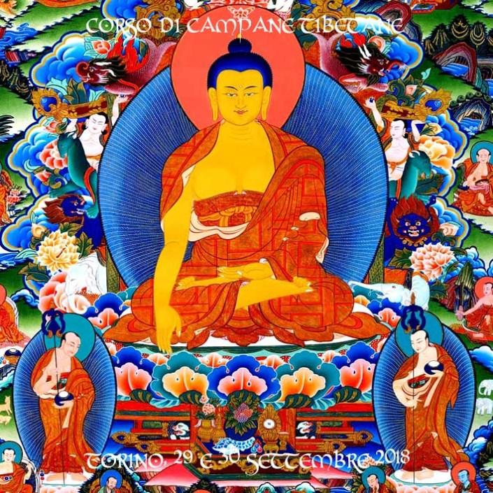 Corso di Campane Tibetane Settembre 2018